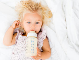 Baby Bottle Tooth Decay - Pediatric Dentist in Duncan, SC and Spartanburg County