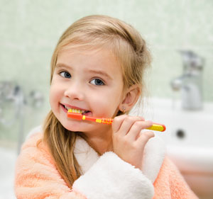 Brushing Teeth - Pediatric Dentist in Duncan, SC and Spartanburg County