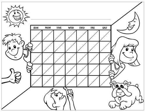 Blank Motivational Charts for Kids - Pediatric Dentist in Duncan, SC and Spartanburg County